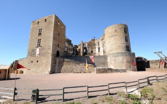 Château de Montrond, Замки долины Луары - Loire castles 2