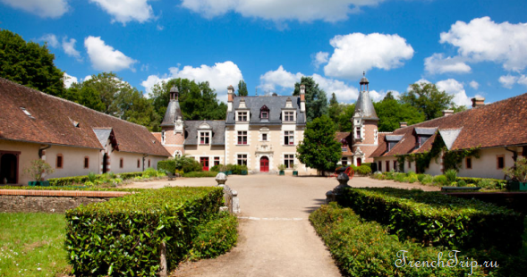 Château de Troussay Loire castles