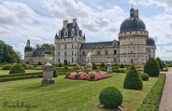 Château de ValençayLoir Valley french castles