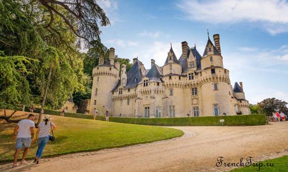 Chateau d Usse Loir castles