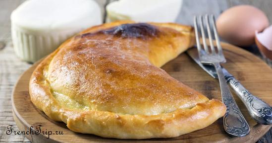 Corsica cuisine traditional dishes - Migliacci