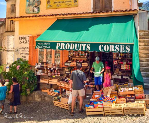 Corte (Корте), Корсика - достопримечательности, путеводитель по городу Корте. Цитадель Корте. Как добраться - расписание, стоимость. Что посмотреть в Корте