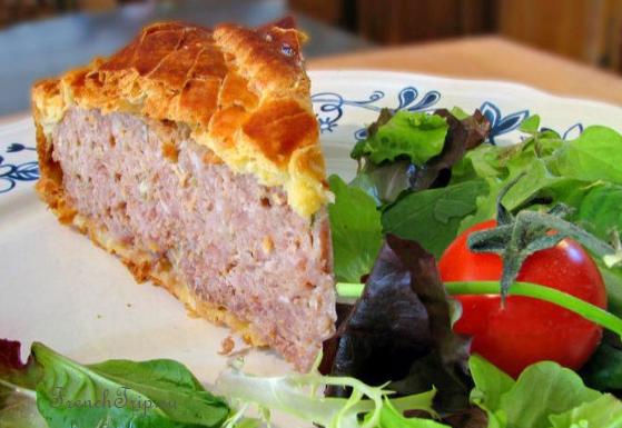 La tourte de la vallée de Munster cuisine alsace