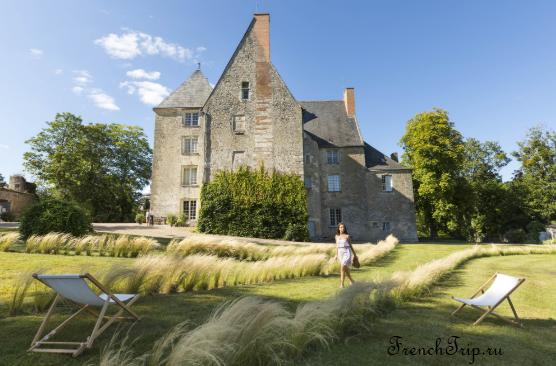 Musée Balzac - Château de Saché (Sache) - Музей Бальзака, Замок Саш, Замки долины Луары - Loire castles
