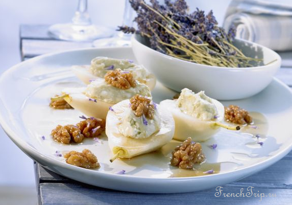Roquefort / сыр Рокфор, Франция, французские сыры