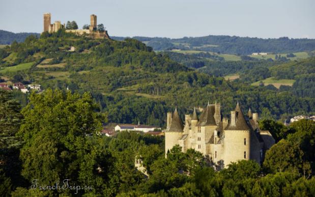 Château de Montal (Шато де Монталь, замок Монталь), Франция - описание, история замка, фото. Посетить замок Монталь - билеты, время работы. Как добраться