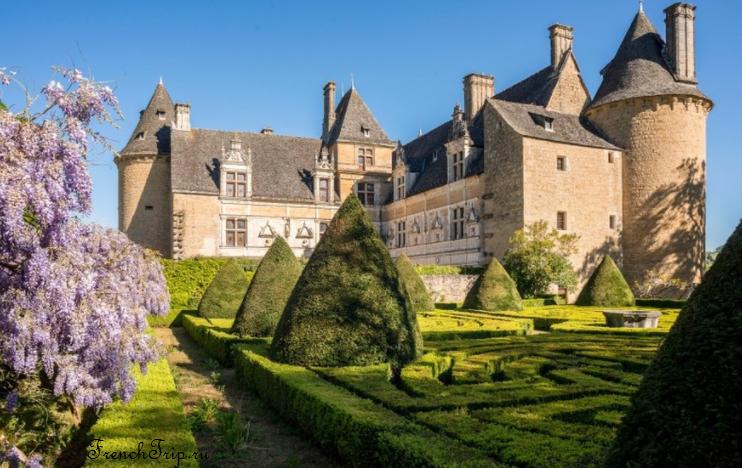 Château de Montal (Шато де Монталь) - замки Окситании, замки региона Юг Пиренеи / Миди-Пиренеи