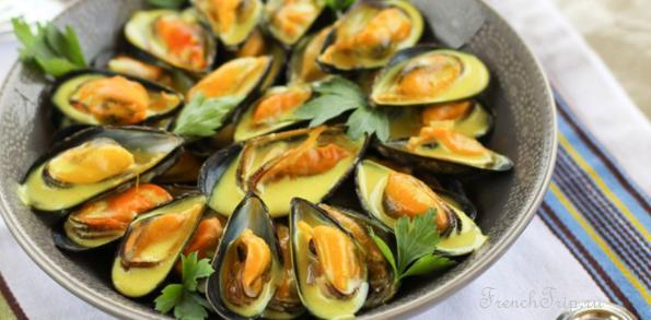 mouclade традиционные блюда пуату-шаранта