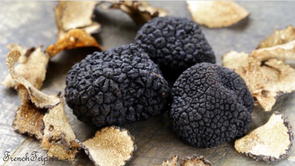 Черные трюфели Перигора