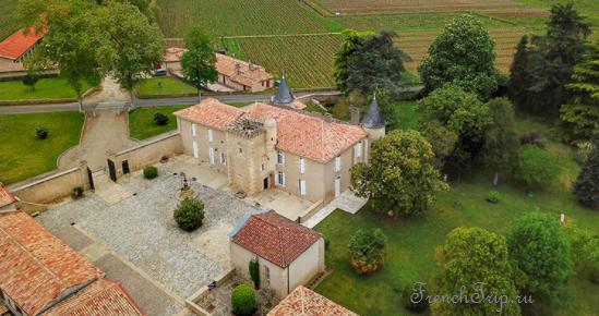 Bordeaux vineyards wine routes, Винные маршруты Бордо - карта - виноградники Бордо - wine Sauternes AOC - вина Сотерн- Шато Сотерн - Château Coutet Barsac