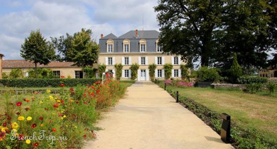 Bordeaux vineyards wine routes, Винные маршруты Бордо - карта - виноградники Бордо - wine Sauternes AOC - вина Сотерн- Шато Сотерн - Château Guiraud