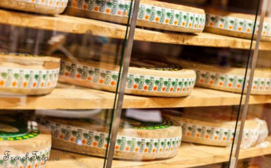 Сыр Конте - Poligny (Полиньи), Франция - путеводитель по городу. Как добраться: расписание, билеты. Что посмотреть в Полиньи: достопримечательности, фото, история