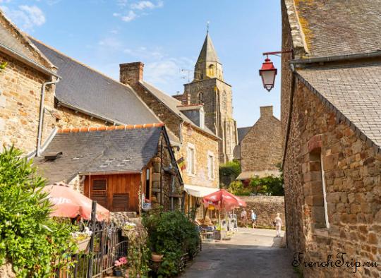 Saint-Suliac (Сен-Сюльяк), Бретань, Франция - путеводитель по деревне: как добрнаться, что посмотреть, история, фото. В окрестностях Сен-Мало