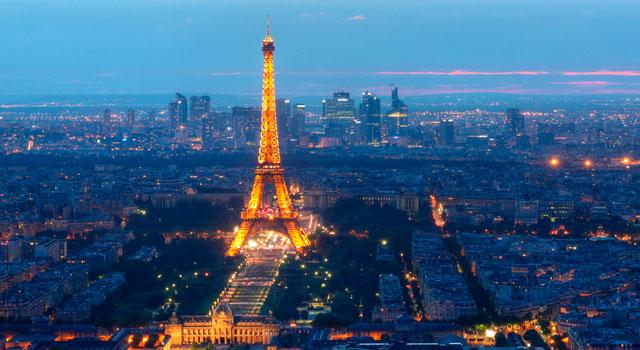 Путеводитель по Франции - French Trip